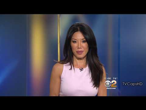 Sharon Tay 2015/10/29 CBS2 Los Angeles HD
