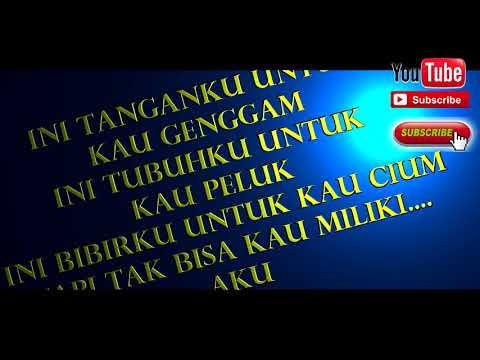 Elang cover judika karaoke (LIRIK)