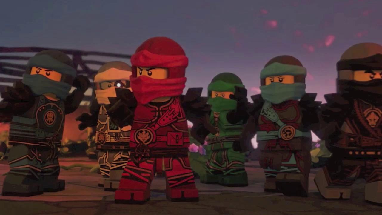 Ninjago hands of time trailer breakdown youtube - Ninjago saison 7 ...