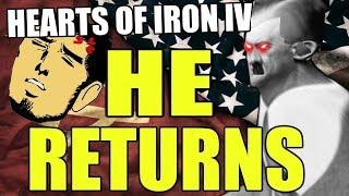 Hearts Of Iron 4 THE RETURN - Modern Mod