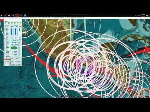 4/01/2018 -- Iran, Romania, Poland + Iceland Earthquakes hit as expected