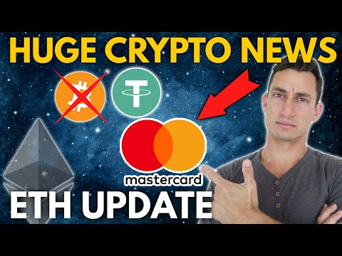 MEGA BULLISH ETHEREUM NEWS! Twitter Buying Bitcoin, Mastercard Adds Crypto
