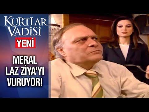 Meral Laz Ziya'yı Vuruyor! - Kurtlar Vadisi | 2019 - YENİ