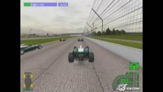 IndyCar Series 2005 Xbox Gameplay
