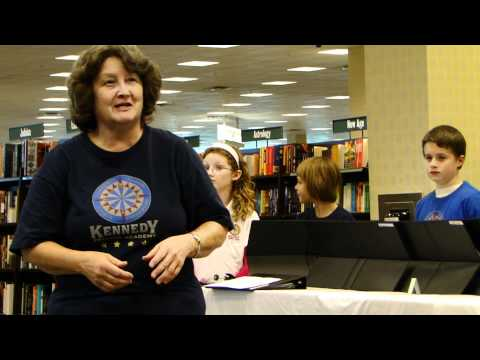 Kennedy Primary Academy Handbell Introduction, Part 1