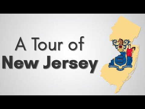 New Jersey: A Tour Of The 50 States [3]