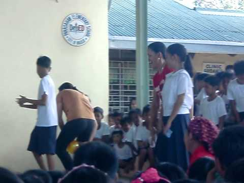 PES DANCER ( FUN GAMES )TEACHER'S DAY CELEBRATION