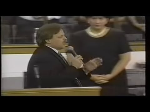 """Forgive Me!"" - Evangelist Steve Hill ""Brownsville Revival"" - Father's Day 1995"
