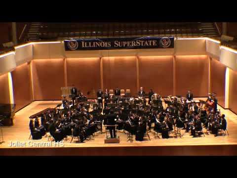 Class 4 AAAA Bands pt 1 Illinois SuperState 2018