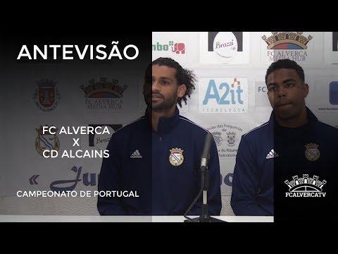 Antevisão ao FC Alverca vs CD Alcains
