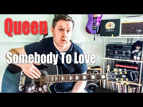 4.8 MB) Queen Somebody To Love Chords - Free Download MP3