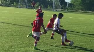 Daniel Sanchez • game vs La Rocca 05/08/18