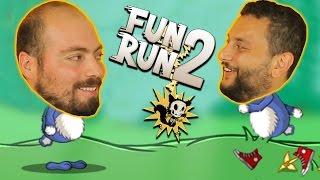 Cezalı Fun Run 2 Oynadık