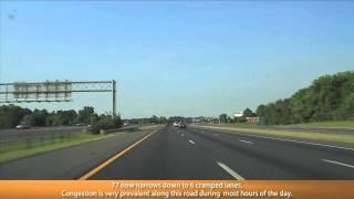 I-77 Charlotte, NC (Exits 1 To 11A)