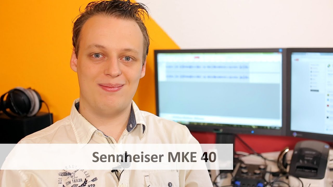 Sennheiser ME-2-II Ansteckmikrofon