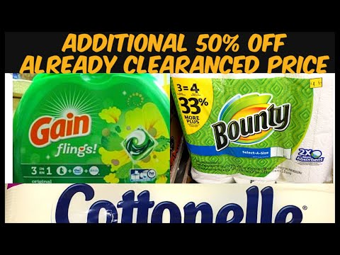 EPIC Sale! Dollar General Clearance Event 82418 To 82618