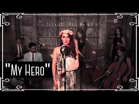 """My Hero"" (Foo Fighters) String Cover by Robyn Adele Anderson"