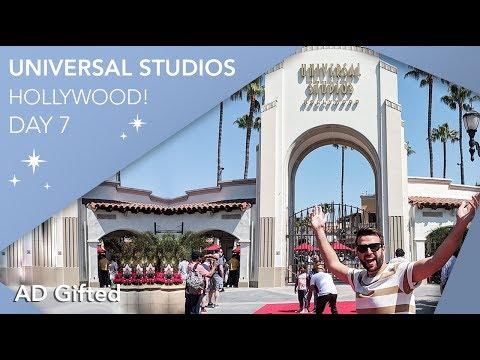 Universal Studios Hollywood | Day 7 | California Vlog | March 2019 | Adam Hattan