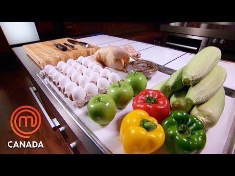 How To Prepare Your Ingredients 👨🍳   MasterChef Canada   MasterChef World