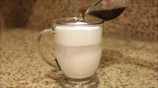 Cách làm caramel macchiato nóng