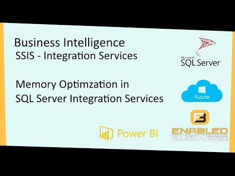 Memory optimization SSIS