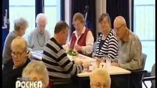 Oliver Pocher im Seniorenheim - Eine Runde Super Bingo