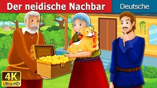der-neidische-nachbar-the-envious-neighbour-story-in-german-deutsche-mrchen