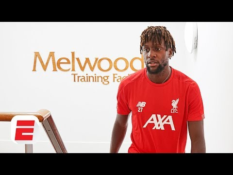 Is Divock Origi Liverpool's best choice to back up Salah, Mane, and Firmino? | Premier League