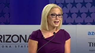 McSally and Sinema debate for U.S. Senate seat in Arizona: immigration