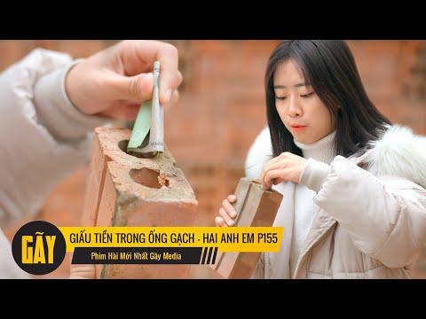 GIẤU TIỀN TRONG ỐNG GẠCH | Hai Anh Em Phần 155 | Phim Học Đường Hài Hước Hay Nhất Gãy TV