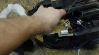 Подключение роторного двигателя от стиральной машинки с регулятором оборотов(, 2015-01-14T09:35:49.000Z)