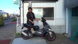 ジレラ:ランナーVXR200:参考動画