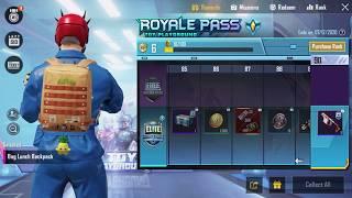 Pubg Season 13 all Updates RP gifts 🎁 etc