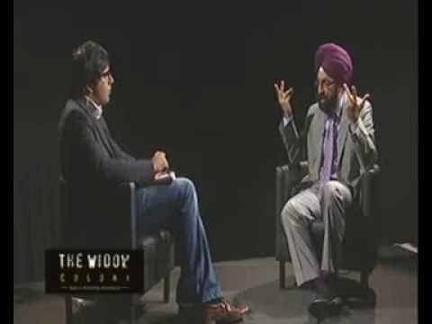 Widows Colony (Part 1 of 2) - Sikh Channel Interview, 2nd October 2009