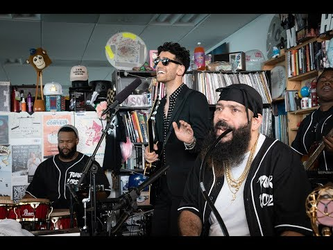 Chromeo: NPR Music Tiny Desk Concert