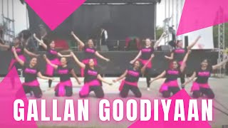 Gallan Goodiyaan - by Bollyworks at strawberry festival 2015