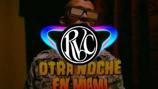 Bad Bunny - Otra Noche En Miami (Bass Boosted)
