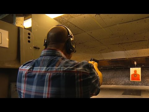 San Bernardino suspects practiced shooting at gun ranges