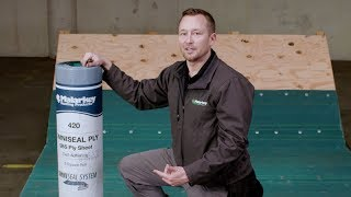 Cold Weather Application of Malarkey's OmniSeal™ Self-Adhered Roof System video thumbnail