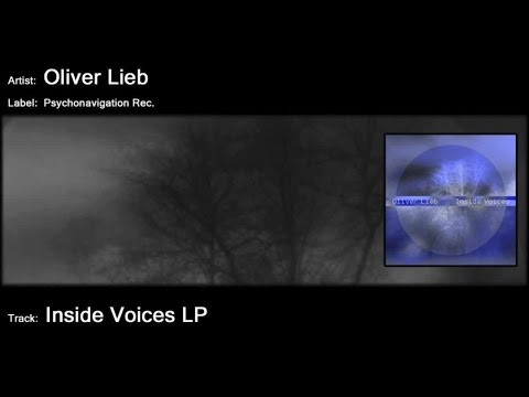 Oliver Lieb - Inside Voices LP