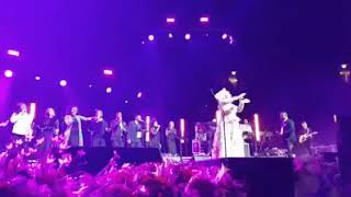 Tope Alabi@ Festival Of Praise 2019 in Manchester.