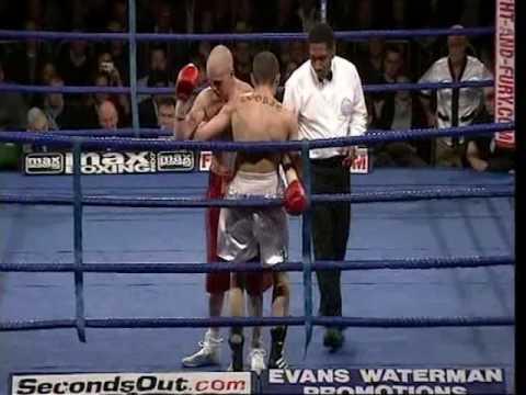 Boxing - Shane Watson vs Lee Cook