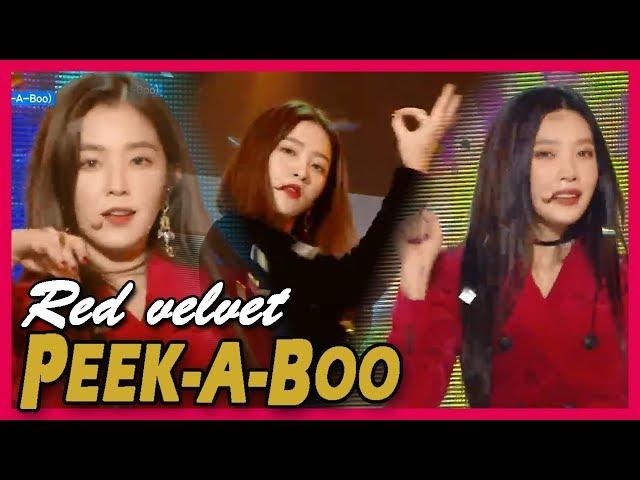 [HOT]Red Velvet - Peek-A-Boo, ???? - ???(Peek-A-Boo) 20171202