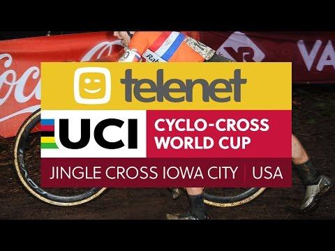 Elite Men's / 2016-17 Telenet UCI Cyclo-cross World Cup – Jingle Cross Iowa City (USA)