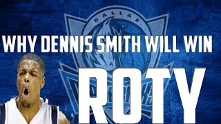Why dennis smith jr. will win the 2018 nba rookie of the year