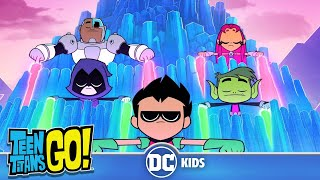Teen Titans GO! To The Movies Exclusive Clip | Time Cycles | DC Kids thumbnail