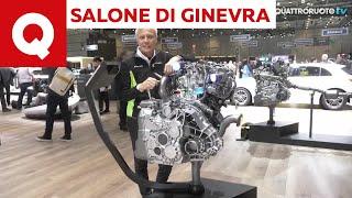 A Ginevra con Paolo Massai: diesel, benzina e...oltre
