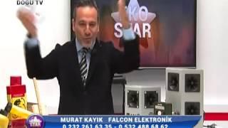Falcon elektronik Fare Haşere Kovucu cihazları idil çeliker