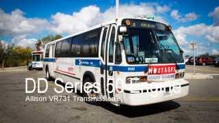 bus recording 1999 novabus rts 5154 on the q3 to jamaica