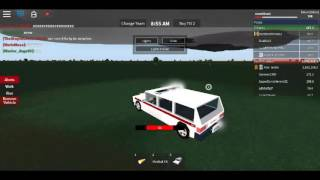Roblox EF-5 TORNADO AND FIRST VID